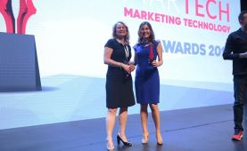 MarTech Best Measurement Technology Award for gemiusAdReal!